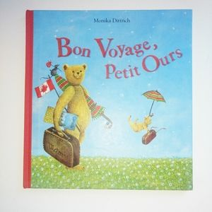 Other - 2/20🎄Bon Voyage Petit Ours by  Monika Dittrich